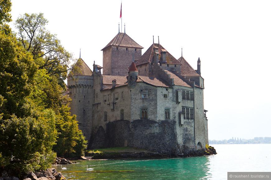 Шильонский замок.