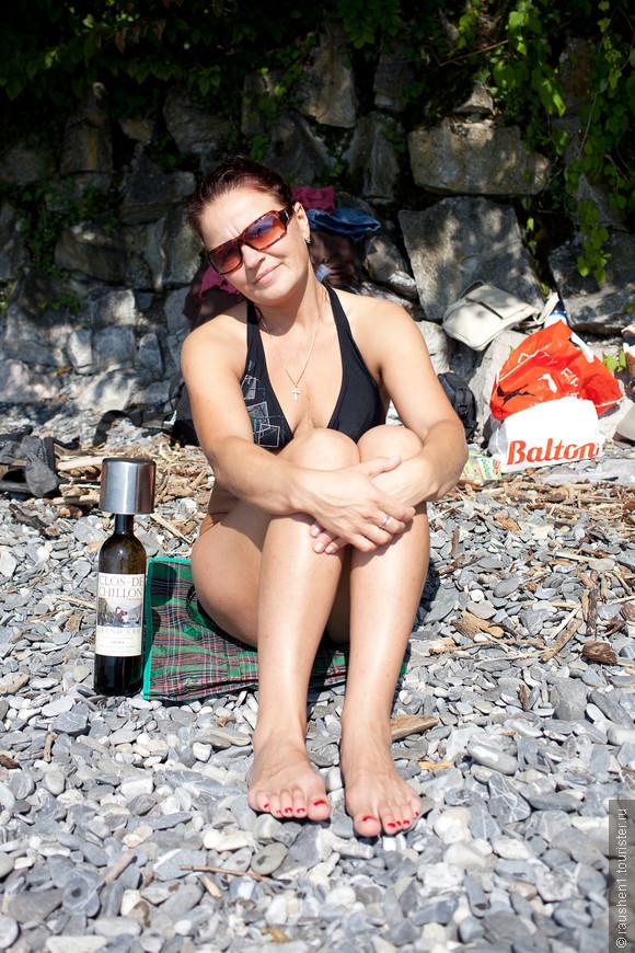 Шильонское вино и Женевское озеро-прекрасная смесь.