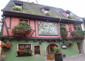 Реквир — кусочек винной дороги Эльзаса