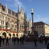 Новая ратуша на Мариенплац