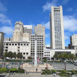 Сан-Франциско. Даунтаун