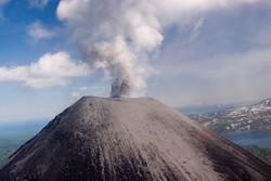 На Камчатке активизировался еще один вулкан