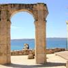 Римские руины в археологической зоне