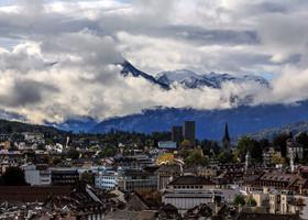 Волшебный weekend в Швейцарии