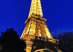 Париж. L'amour a premiere vue