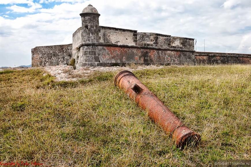 Крепость Сан-Педро-де-ла-Рока.