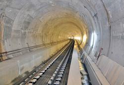 Турция открывает тоннель под Босфором