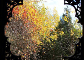 Осень в Лхасе
