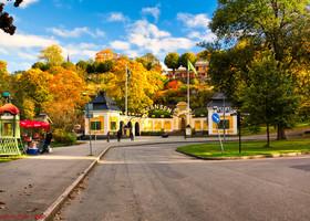 Швеция. Стокгольм. Скансен