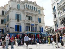 МИД призвал россиян в Тунисе избегать многолюдные места из-за теракта