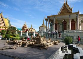 Копия храма Ангкор Ват