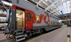Поездки в двухэтажных поездах РЖД будут дешевле на треть