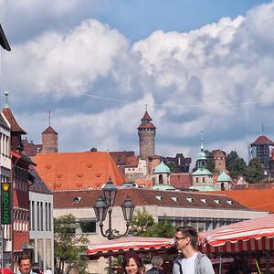 Самый немецкий город. Нюрнберг