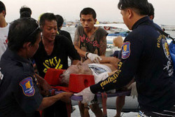В Таиланде затонул паром, среди погибших есть россияне
