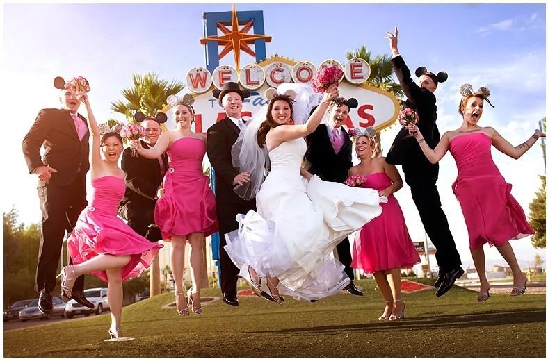Свадьба в Лас-Вегасе: инструкция по применению 22