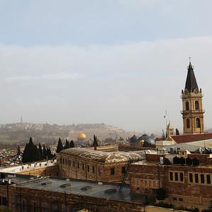 Иерусалим: противоречивый, но интересный