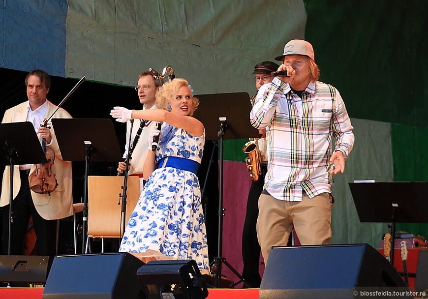 Я не всех знаю финских певцов.. поэтому всех не назову.