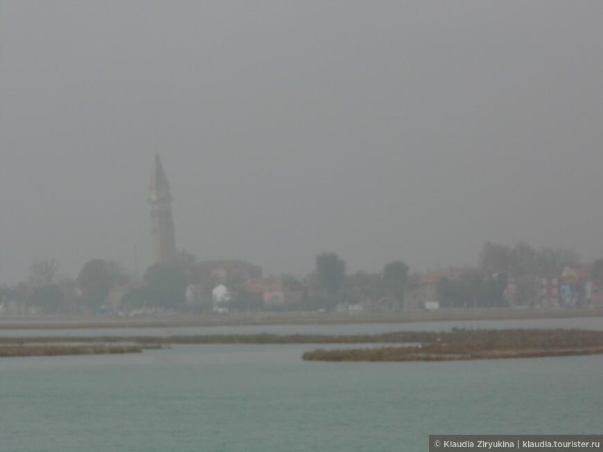 Вначале был абсолютный туман и дымка...