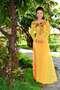 Аозай - национальный женский вьетнамский костюм