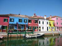 Городки вокруг Венеции — Местре,Бурано, Лидо
