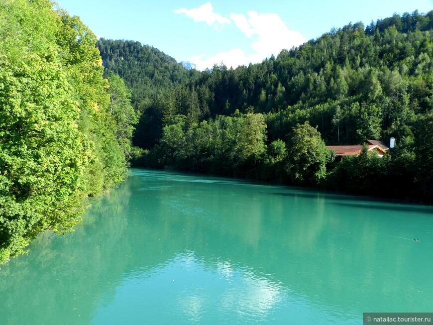 Река Лех.