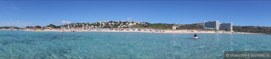 пляж сон боу