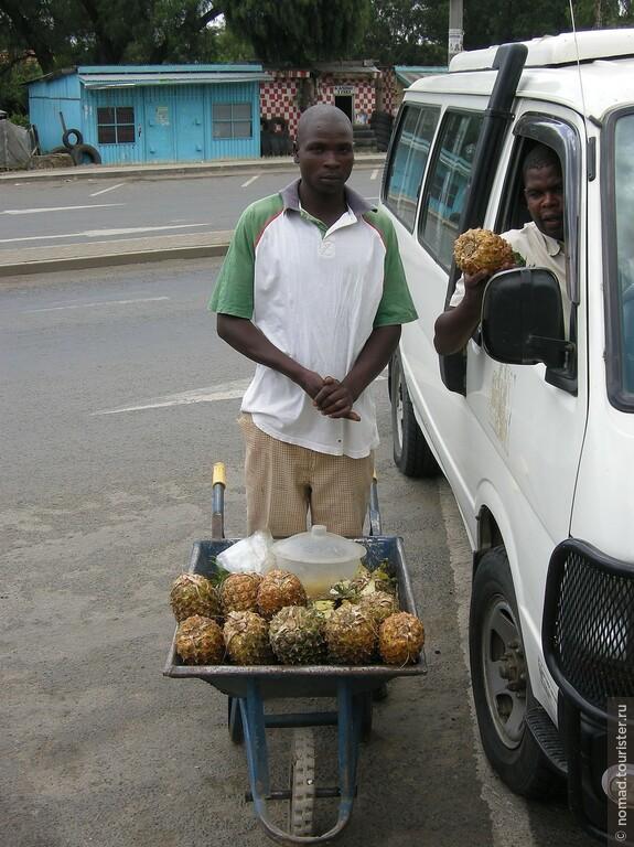 Свежие ананасы не желаете? ))