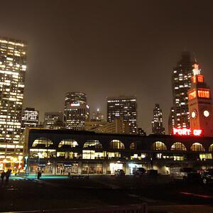 Сан-Франциско. Эмбаркадеро
