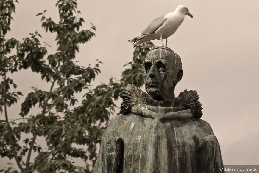 Баклан и Амундсен