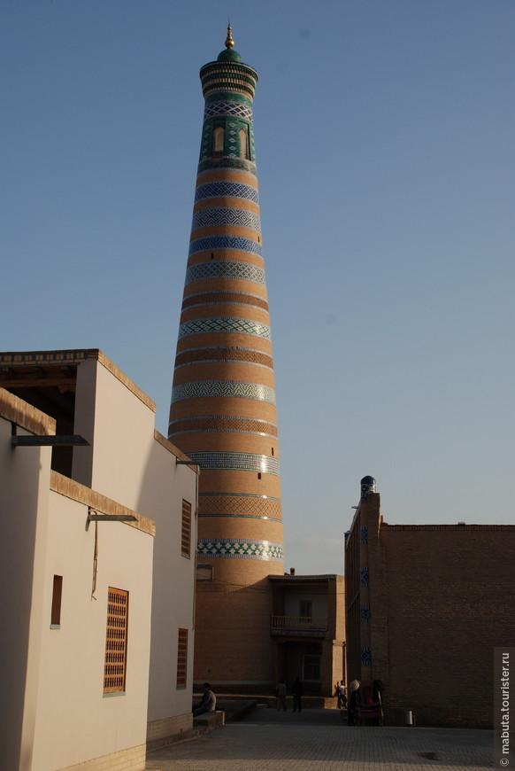 Минарет Ислам-Ходжа