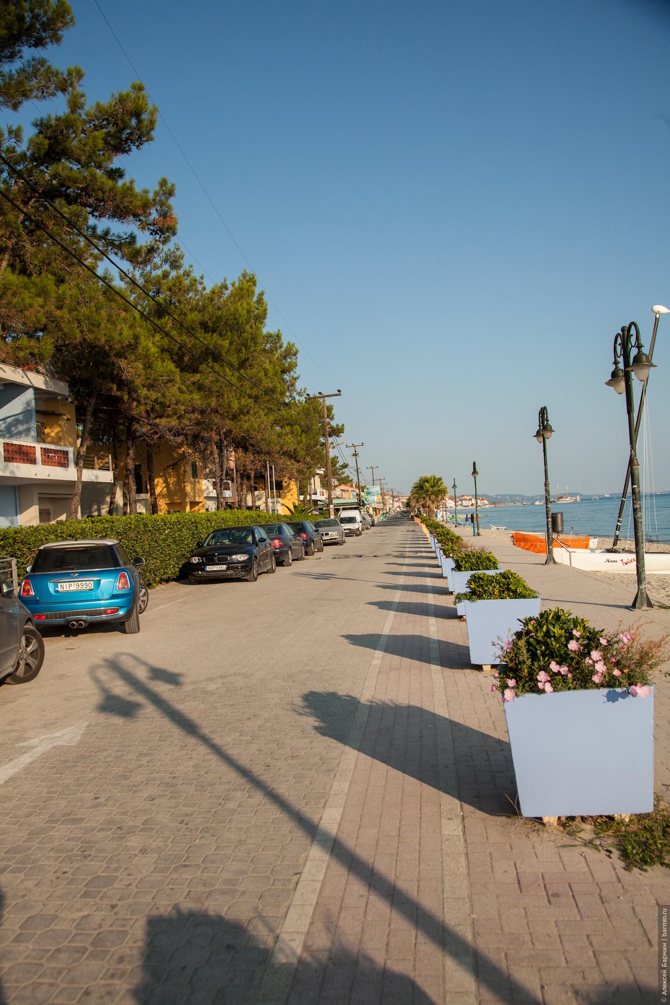 """Фото из альбома """"Пефкохори"""", Пефкохори, Греция"""