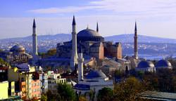 Вице-премьер Турции захотел сделать из собора Святой Софии мечеть