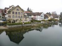 Штайн ам Райн — камень на Рейне.