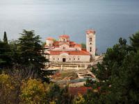 Охрид — озерная жемчужина в окружении гор