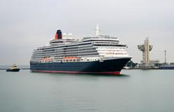 Порты Украины побили рекорды по заходам морских круизных лайнеров