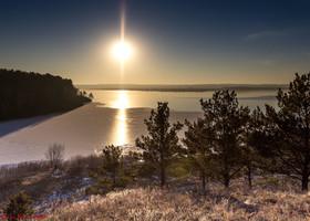 Поздняя осень в Западной Сибири