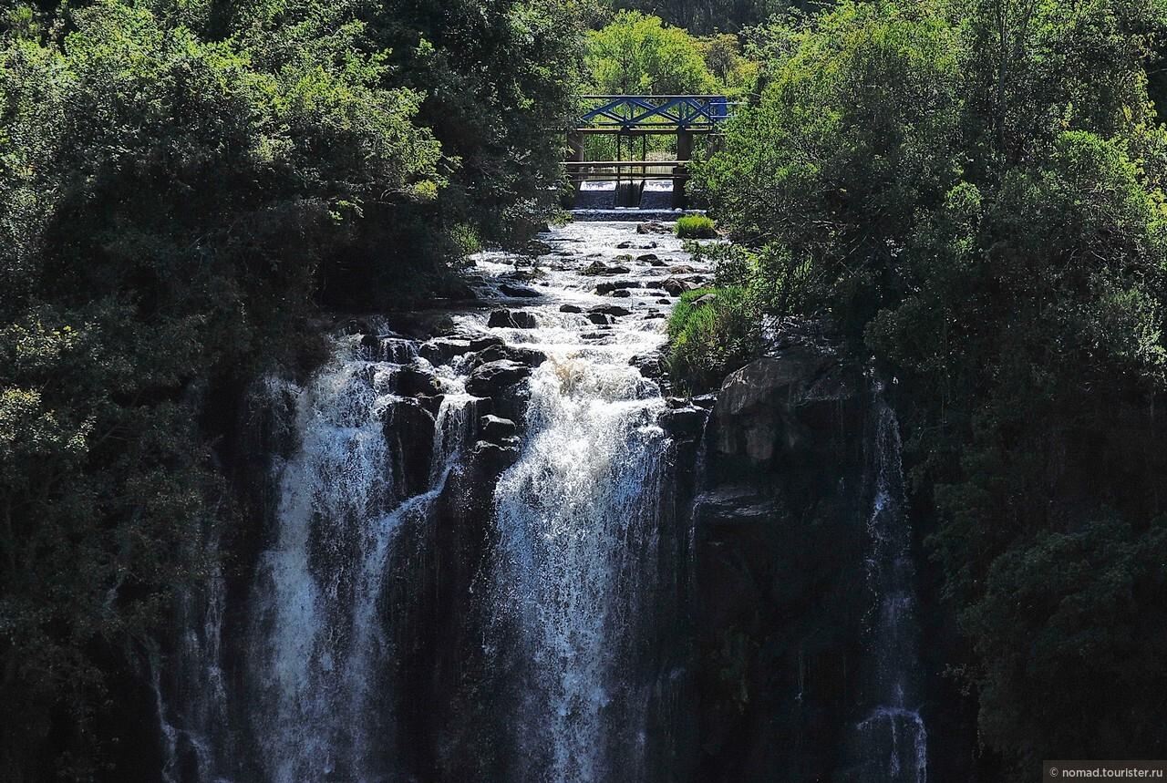 водопады томпсона фото денег