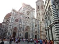 По Флоренции пешком.