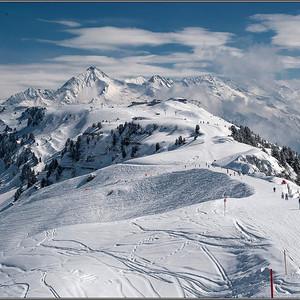 Mayrhofen. Penken - Horberg