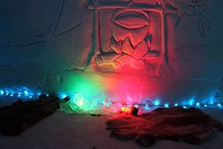 В Мурманской области для туристов возведут «Снежную деревню»