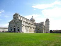 Самостоятельно в Пизу (Италия)