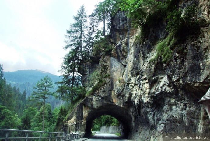 Австрия Альпбах 2008