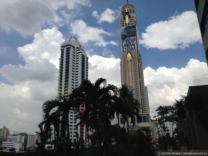 Байок Скай - самое высокое здание в г. Бангкок, Королевство Таиланд.