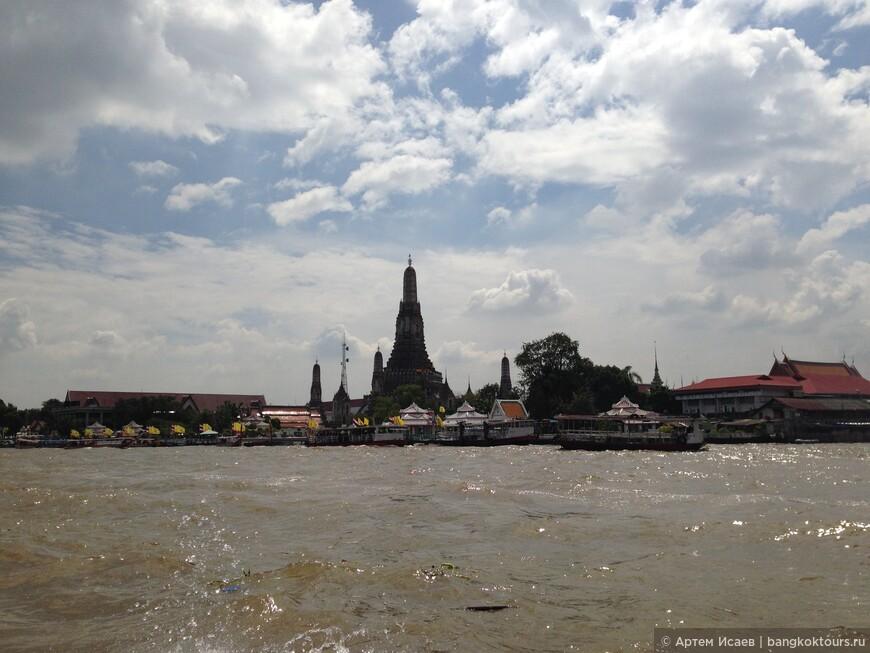 Храм Утренней Зари, г. Бангкок, Королевство Таиланд.