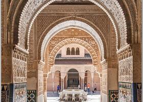 Гранада. Альгамбра и Альбайсин