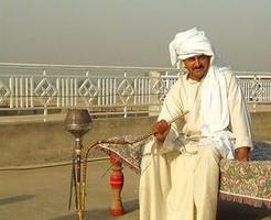 Грипп оставил египтян без курения кальяна