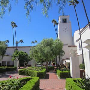 Лос-Анджелес. Селение Царицы Ангелов