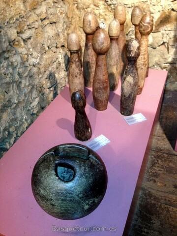 Мы заглянули и в музей быта басков (и это на 250 человек населения).
