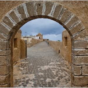 Крепость Эль-Джадиды (Марокко)
