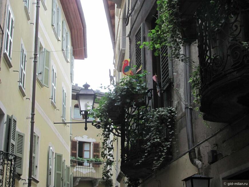 уголок старого города